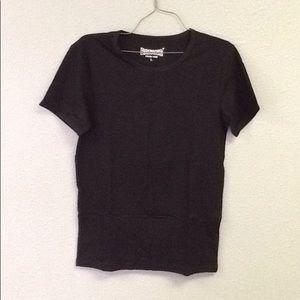 Tops - Women's Basic Stretchy Shirt Large